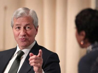 JPMorgan's 4th-quarter earnings smash forecasts as trading revenues soar