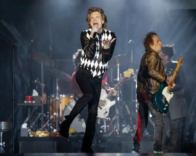 "Watch The Rolling Stones Play Rarity ""Sad Sad Sad"" In First Show Since Mick Jagger's Heart Surgery"