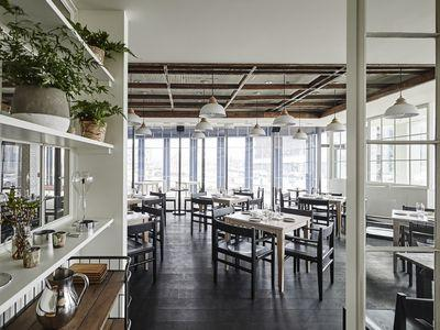 The Restaurant That Puts the 'Modern' in Modern Farmhouse Style