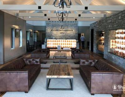 New Woodford Reserve Visitors' Center Opens