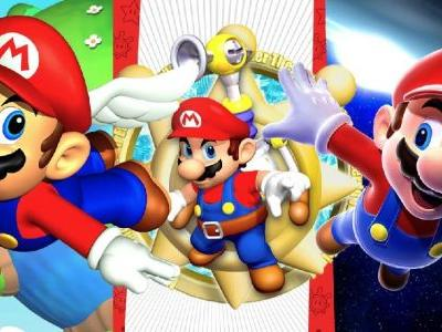 Super Mario 3D All-Stars tops this week's UK Charts