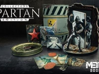 Metro Exodus Gets Limited Spartan Collector's Edition, Includes a Premium Artyom Statue