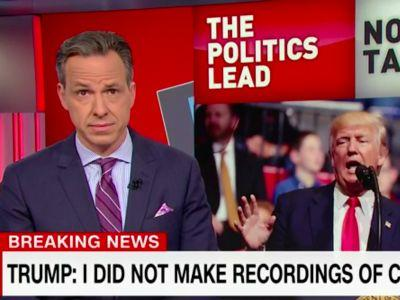 'An accountability free zone': Jake Tapper rips Trump and the White House over repeated blunders