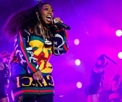 Missy Elliott Becomes Third Rapper Inducted Into Songwriters Hall of Fame