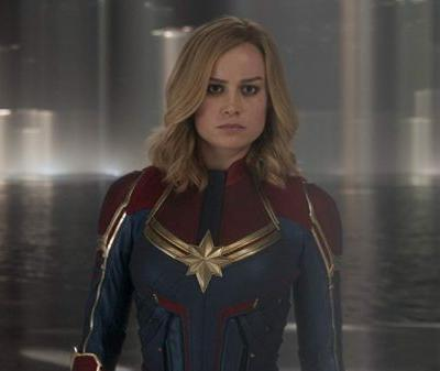 Cinema Recap Podcast: 'Captain Marvel' & More Movie News