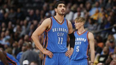 NBA's Enes Kanter detained at Romanian airport