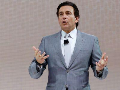 Ford is reportedly firing CEO Mark Fields