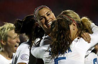 Aly Wagner: 'Now its about preparation heading into the World Cup'