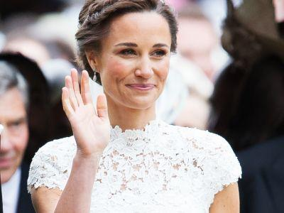 The One Thing You Didn't Notice About Pippa Middleton's Wedding Hairstyle