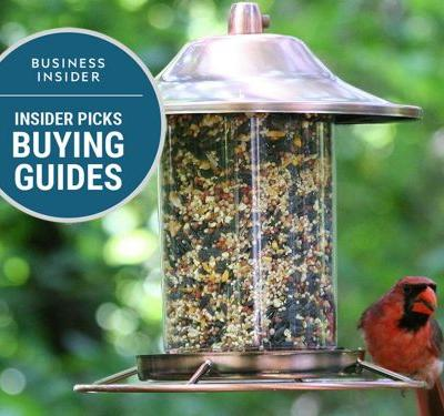 The best wild bird feeders you can buy