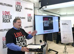 Little Rock drops Amazon bid in ad: 'It's not you, it's us.'