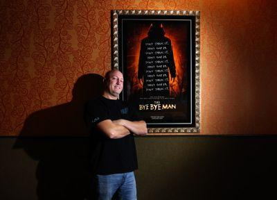 Dan Anders then and now: 'The Bye Bye Man' puts him back in the Beacon