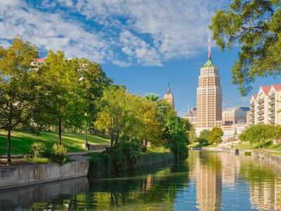 Stroll the Past, Present and Future Along San Antonio's River Walk