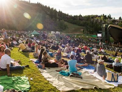 Food, Wine and Excellent Tunes: The West's Festival Scene Is Hopping