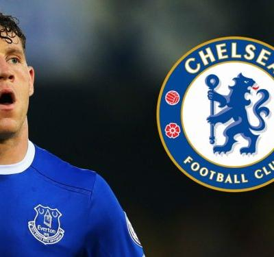 Ross Barkley completes £15m move to Chelsea from Everton