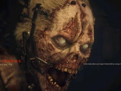 Zombies Are Scarier Than Ever in Call of Duty: WW2