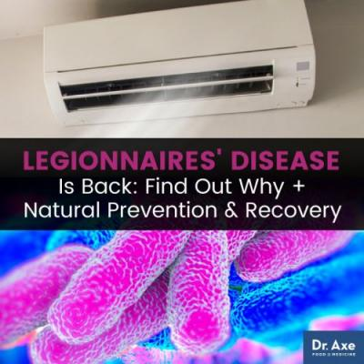 Why Is Legionnaires' Disease Back? + How to Prevent It