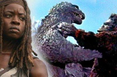 Godzilla Vs. Kong Wants Walking Dead Star Danai GuriraAdam