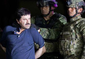 The Latest: El Chapo's lawyers disappointed case not dropped