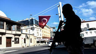Turkish security forces arrest Istanbul nightclub attacker - reports