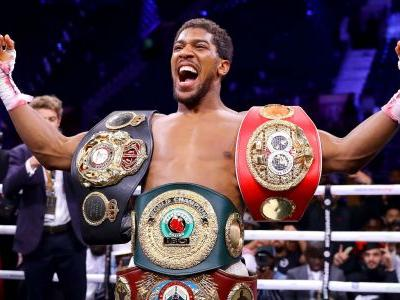 Anthony Joshua remains humble after victory in rematch with Andy Ruiz Jr