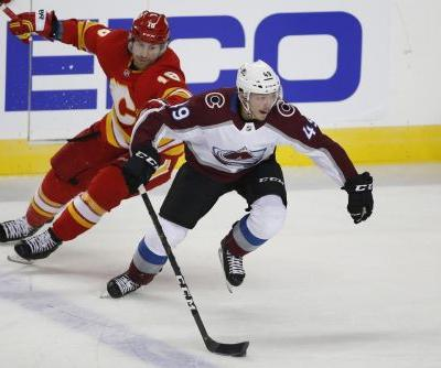 Desperate Flames scratch Neal, juggle lines for Game 5 of series with Avalanche