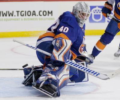 Backup goalie gives Islanders hope where they need it most