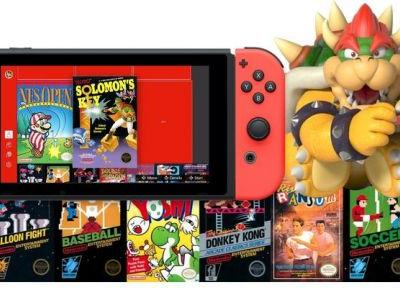 Here's how to get a free year of Nintendo Switch Online