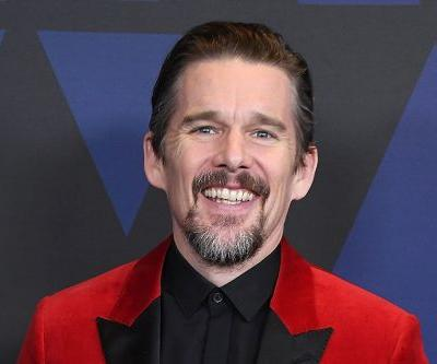 Ethan Hawke to Star in Showtime's 'Good Lord Bird'