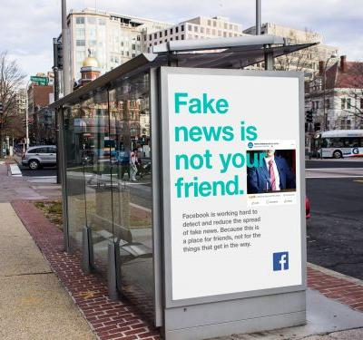 Facebook is reportedly close to buying a British AI startup to help it shutdown fake news