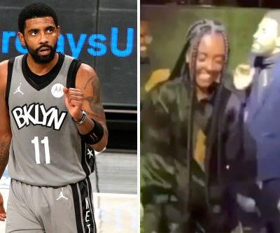 Kyrie Irving purported partying video emerges as Nets absence grows