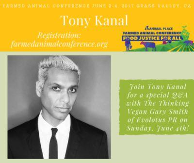 We are excited to announce that Tony Kanal will be a special