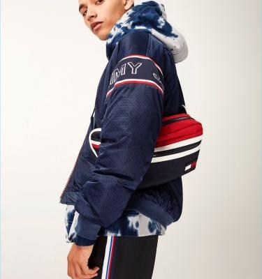 Tommy Jeans Does 90s Casual for Spring '18 Collection