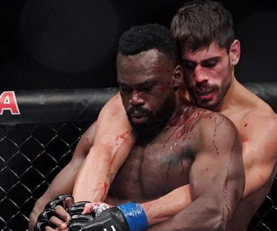 Uriah Hall grateful for change to Fortis MMA after UFC Vancouver win