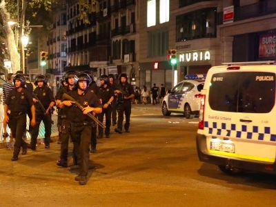 Several reportedly killed in counterterrorism operation south of Barcelona van attack