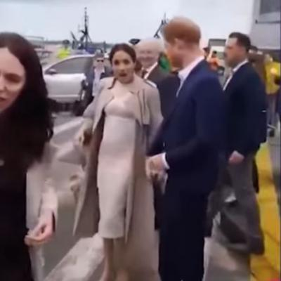 This Video Of Meghan Markle Recognizing A Fan She Used To Message On Instagram Is Moving