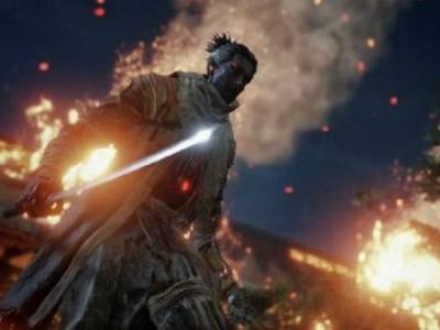 New Sekiro: Shadows Die Twice Gameplay Showcases Corrupted Monk Boss Battle