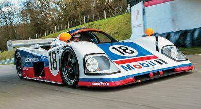 Aston Martin's Group C Racer Is Going To Make Someone Very Happy