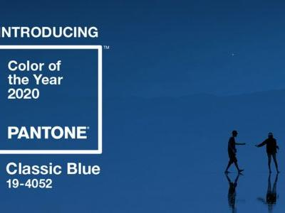 Pantone's 2020 Color Of The Year Will Have You Feeling Blue In The Best Way