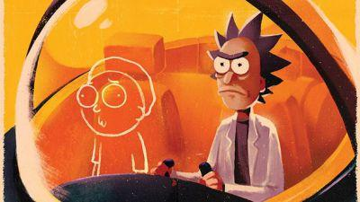 Firewatch Co-directors Announce Work On Rick And Morty Comic Book