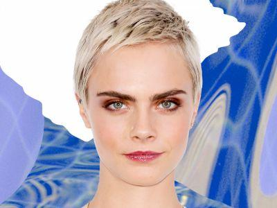 You Need To See Cara Delevingne's New Hair Color