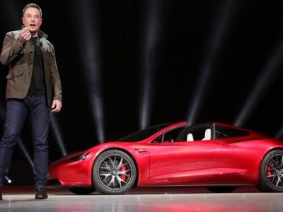 Tesla Asks The Full $250,000 Up Front For Special Roadster 'Founder's Edition'