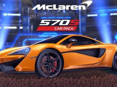 Psyonix Announces New Sporty DLC Package For Rocket League