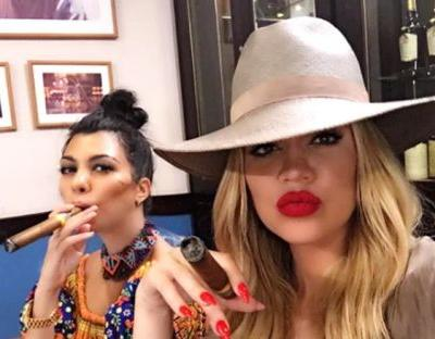 Khloé Kardashian's Birthday Wish for Kourtney Is a Big Eff You to Tristan Thompson and We're Living for It
