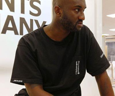 Virgil Abloh and Evian Finally Launch Collaborative Bottles in America