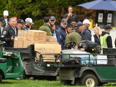 Out-of-control golf cart sends spectators to hospital at U.S. Open