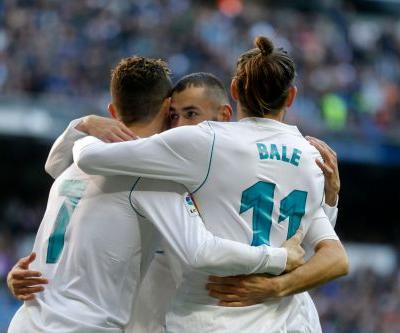 Ronaldo, Bale, Benzema all score in Real Madrid win
