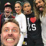 Jason Momoa and Gal Gadot Had VERY Different Replies For a Young Fan