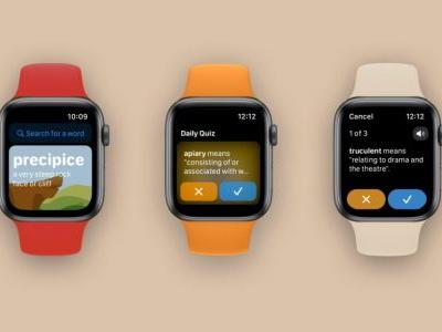 Handy Dictionary App LookUp Gains iOS 14 Widgets, New Apple Watch App