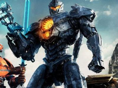 Jaegers Rise Up in Epic Pacific Rim 2 Poster